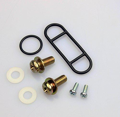 Kit recompatible paración grifo de gasolina compatible para YAM DT 125 FZR 600 XT 600 YZ490 YZF750
