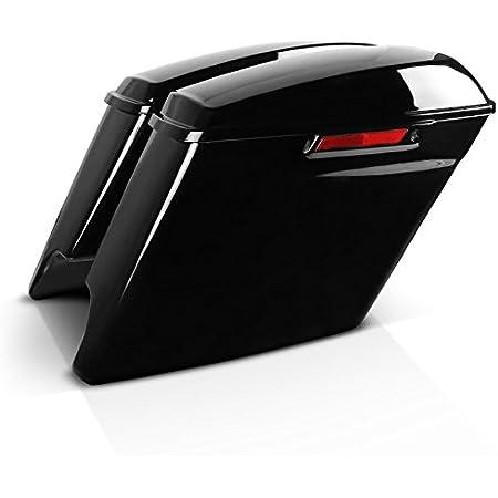 Seitenkoffer Stretched Für Harley Davidson Street Glide Flhx 14 20 Unlackiert Auto