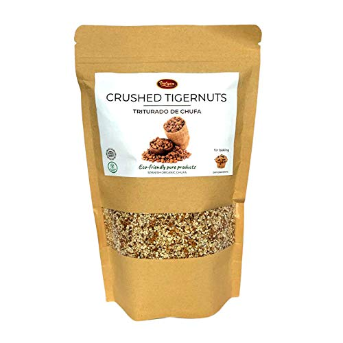 Triturado de Chufa / Crushed Tigernuts Granola / Frutos Secos Origen de Valencia 500g