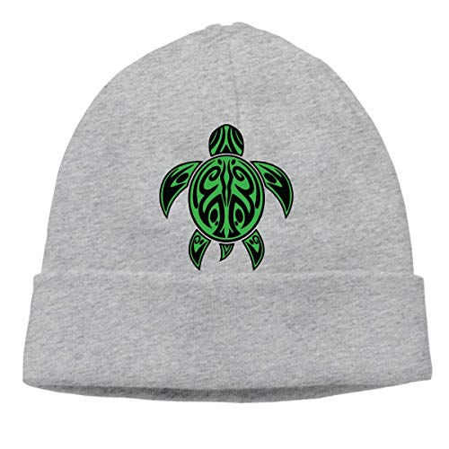 XCNGG Strickmütze Wollmütze Unisex Hawaiian Sea Turtle Knitted Cap, Cotton Beanies Cap
