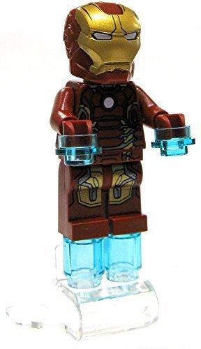 LEGO Marvel Super Heroes Minifigura suelta Iron Man [Mark 43 Armadura suelta] por Marvel