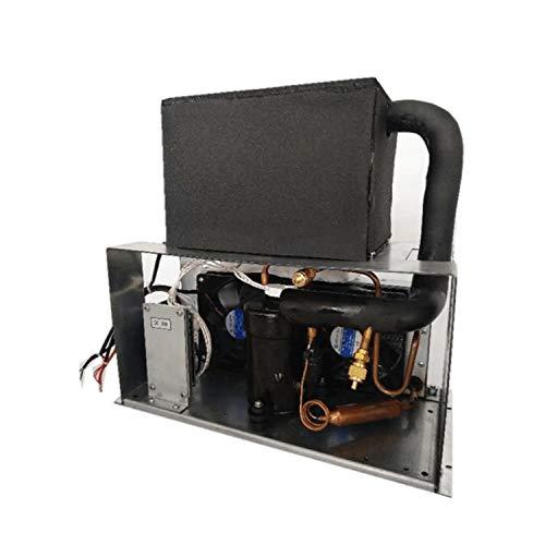 Aire acondicionado micro Micro DC Aircon, DC 24V 550W Calefacción y 200W Refrigeración con refrigerante R134A , Micro aire acondicionado Potente acondicionador de aire for automóvil , Sistema de enfri