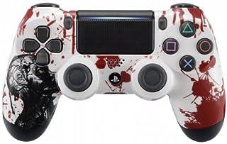Zombie Ps4 PRO Custom UN-MODDED Controller Exclusive Unique Design CUH-ZCT2U