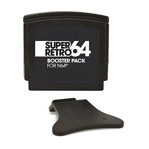 Link-e ® - Memory card Jumper Pak (booster pack) for console Nintendo 64 / N64