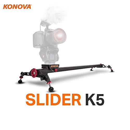 Konova Slider K5C3 80cm - noch laufruhiger als Konova K3B2 K5 C3 Dolly Glider