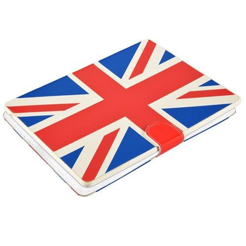 'Majestic CUS 177 UK beschermhoes met toetsenbord voor tablets van 7, Vlag UK