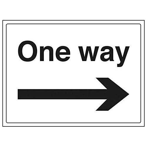 VSafety 74013BF-S'One Way/Pfeil Rechts',...