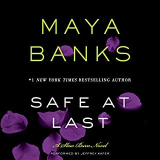 Safe at Last audiobook cover art