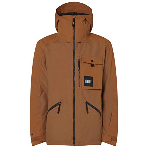 O'Neill Herren PM UTLTY Jackets Snow, Glazed Ginger, S