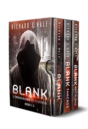 The Blank Series: Books 1 - 3 (The Blank Series Box Set) (English Edition)