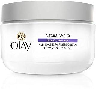 Olay Natural White Fairness Night Cream
