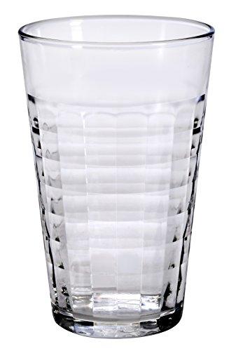 Duralex - Pack de 6 Gobelets 50Cl Prisme Transparent