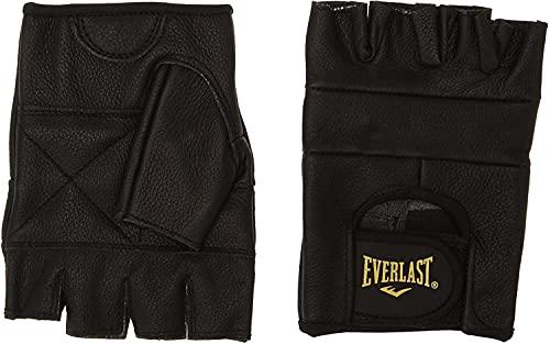 Everlast EV2474M - Guantillas de Piel, Talla Media