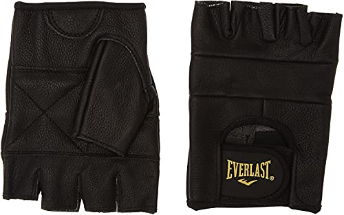 Everlast EVH2474, Guanti da Palestra Uomo, Nero, M