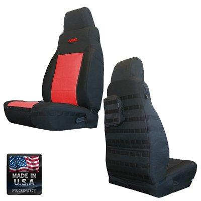 Universal Headrest 550 Paracord Grab Handles - 100/% American Made Pair Bartact TAOGHHPBP Black//HOT Pink