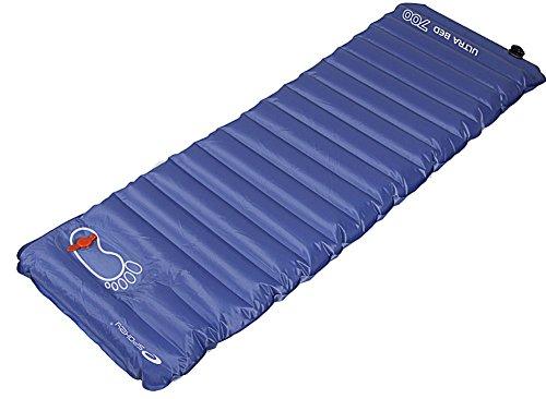 Spokey Ultra Bed 700 Matelas léger, Bleu, Taille Unique