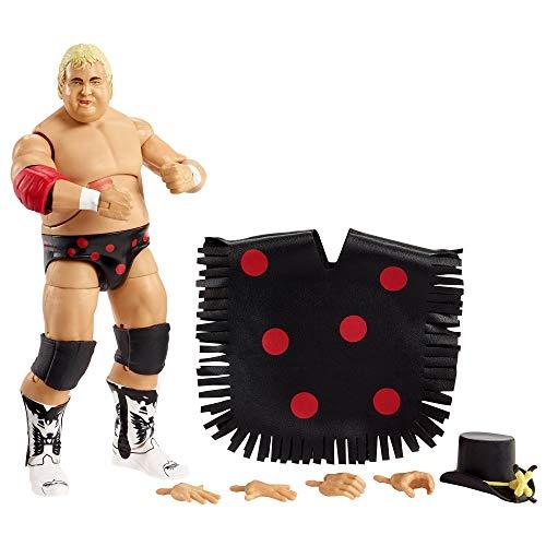 WWE Dusty Rhodes Elite Collection Actionfigur, 15,24 cm, bewegliches Sammlerstück