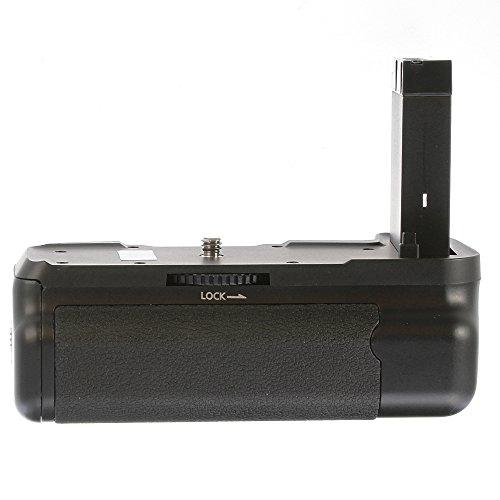 Ruili vertical batterie grip support pour Canon EOS 800d/Rebel T7i 77d X9i DSLR Camera Compatible avec 1ou 2pcs LP-E17batterie