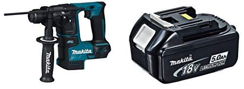 Makita DHR171Z - Martillo ligero + Makita 4434175 - Acumulador 18 v