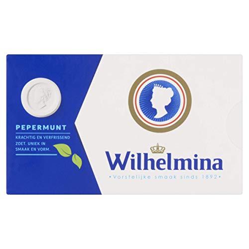 Wilhelmina Pepermunt Pastillen 100g