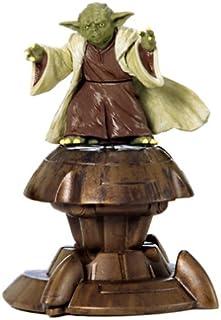 Star Wars, 2002 Saga Collection, Yoda Jedi Action Figure #23, 3.75 Inches