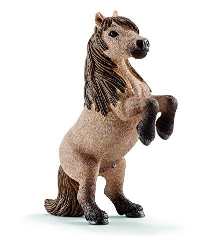 Schleich 13775 - Mini Shetty Hengst, Tier Spielfigur