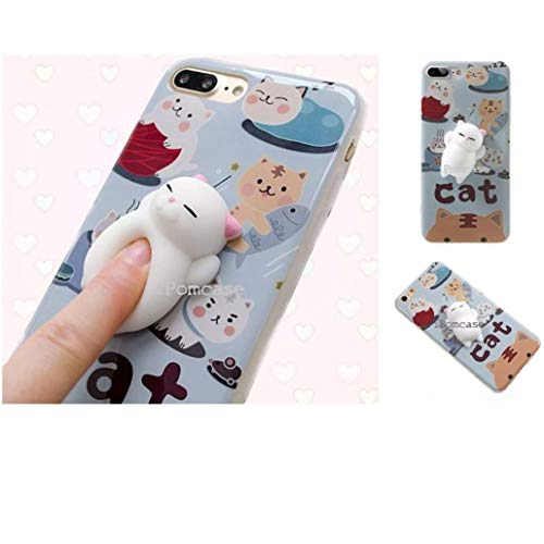 The Squishy Cat 3D Phone Case for Apple iPhone 5/5S/SE 2016