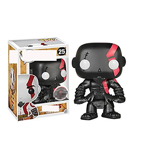 Games Pop Figure God Of Wars Kratos #25 Action Figure 10Cm, Pvc Collection Model Toys For Children Action Toys Gifts