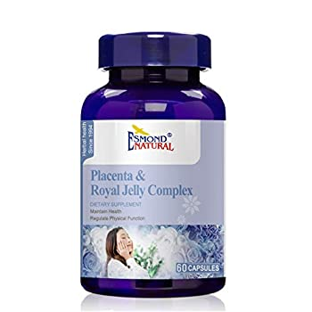 Esmond Natural Placenta & Royal Jelly Complex 60 Capsules