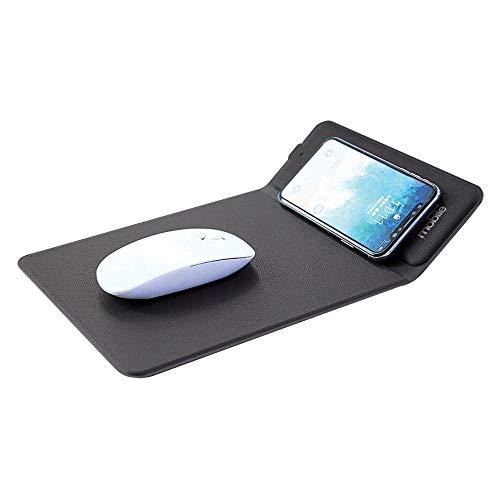 Mousepad Carregador sem Fio Qi Wireless Charger por indução