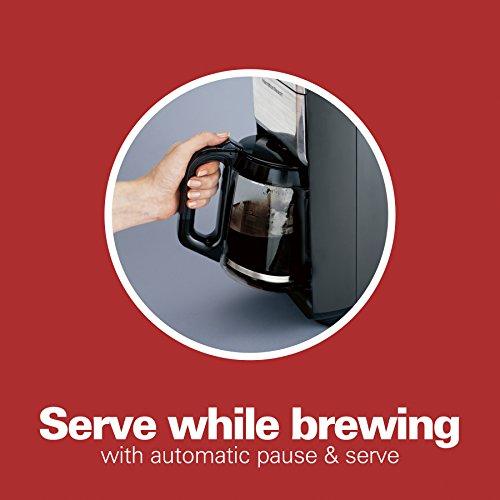 Hamilton Beach 46205 Programmable, Coffee Maker, Standard