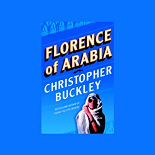 Florence of Arabia audiobook cover art