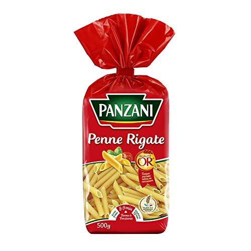 PANZANI Légumes secs, riz et farine