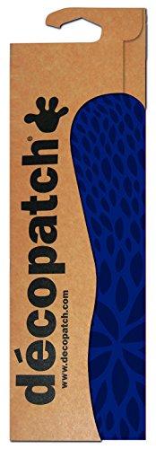 Decopatch Papier No. 723 (blau Dunkel Farbsprenkel, 395 x 298 mm) 3er Pack