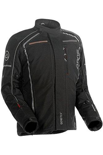 DANE TORNBY GORE-TEX® Motorradjacke Farbe schwarz, Größe 48