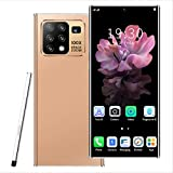 Mobile Phones Smartphone Desbloqueado Tarjeta SIM teléfono móvil Android 10 Gratis, Pantalla Completa de 6.8 Pulgadas, batería de 5000mAh, cámara de 32MP + 16MP