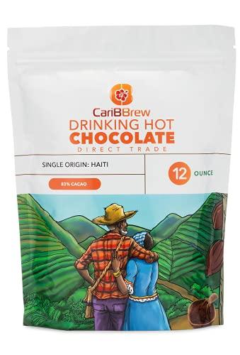 Caribbrew Cacao powder hot chocolate mix Max 68% OFF Ranking TOP8