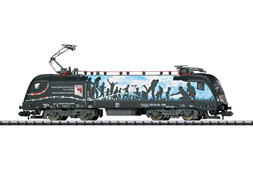Märklin 16955 – Trix E – Lok 91 80 6182 509–0 MRCE, véhicule