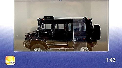 GLM 205601 Mercedes Unimog U5000 Schwarz