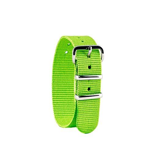 EasyRead time teacher WS-L Uhrenarmband, Limette (weitere Farben erhältlich)