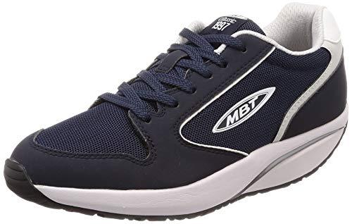 Mbt 700709 Calzado Deportivo Mujeres Azul 35