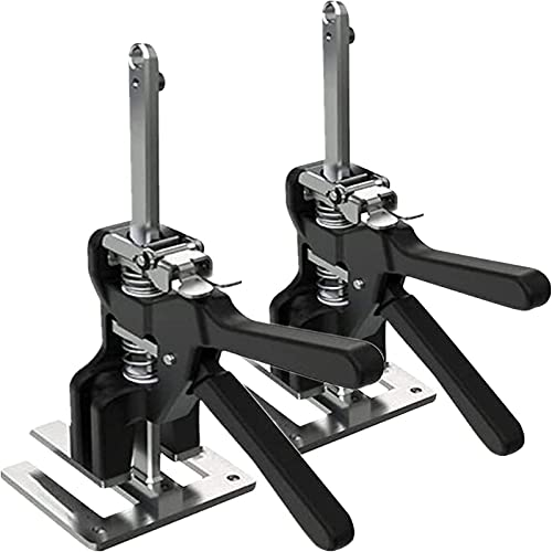 2021 new Upgrade Labor Saving Arm 2 Piece Manual Household Jack Tool,Up to 330 lb,Drywall Lift Tools,Door Panel Lifting Cabinet Jack,Board Lifter,Wall Tile Height Adjuster,Gift for Men/Father's Day