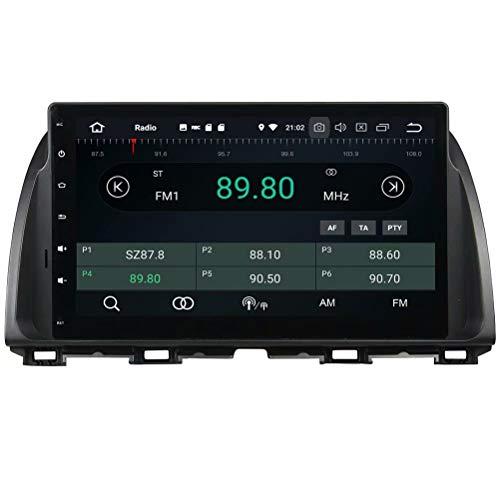 ROADYAKO Android 8.1 pièces Automobiles pour Mazda CX-5 ATENZA 2015 2016 2017 autoradio stéréo avec Navigation GPS 3G WiFi Lien de Miroir RDS FM AM Bluetooth