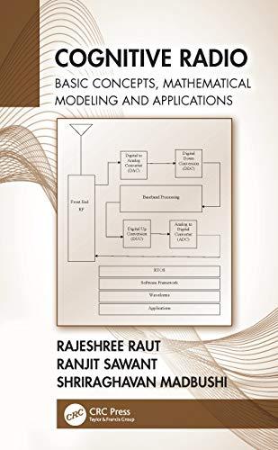 Cognitive Radio: Basic Concepts, Mathematical Modeling and Applications by [Rajeshree Raut, Ranjit Sawant, Shriraghavan Madbushi]