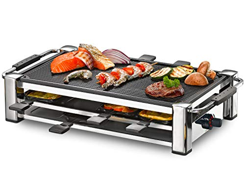 ROMMELSBACHER RCC 1500 Fashion - RACLETTE
