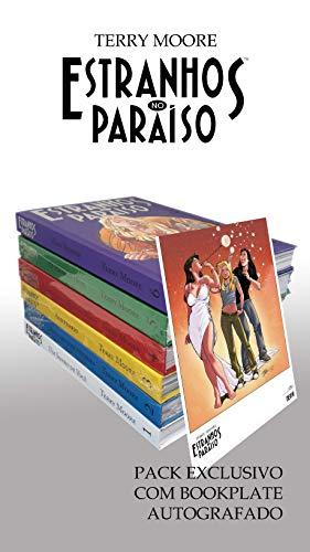 Pack Estranhos No Paraíso Completo Com Bookplate - Exclusivo Amazon