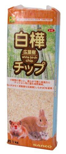 SANKO『白樺広葉樹チップ』