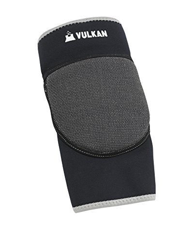 Vulkan Padded Elbow Support, Large, Extra Padded Elbow Support Brace Sleeve, Protection for Athletic Events, Sports, and Recreational Activities, Elbow Guard Cushions Accidental Falls and Injuries