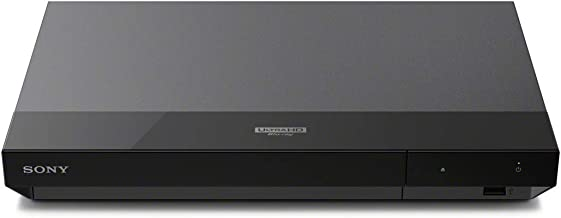 Sony UBP-X500 Lecteur Blu-Ray 4K Noir