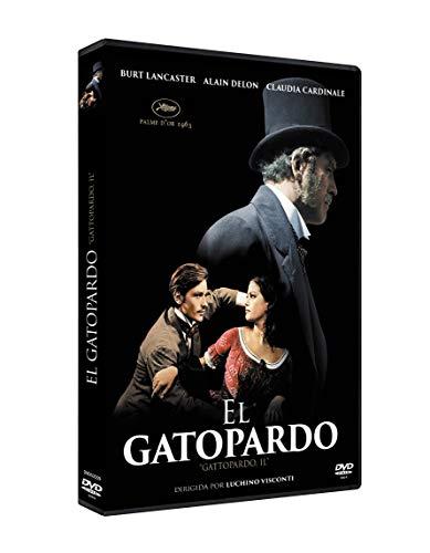 El Gatopardo DVD 1963 Il gattopardo